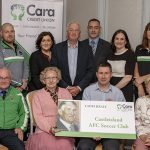 Castleisland AFC a Beneficiary of Lauri Healy Credit Union Awards