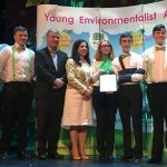 National Awards for Community College Young Environmentalists