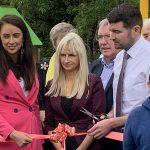 Cross Community Welcome for Ballyfinnane School Playground