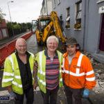 Nothing Concrete on Limerick Road Since Mikey Joe Cronin's Signature