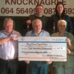 Knocknagree Dancers and Fundraisers Help to Drive your Recovery