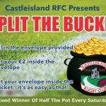 Castleisland RFC Split the Bucket Scartaglin Results