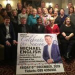 Michael English Christmas Concert in Abbeyfeale on December 6th