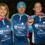 Eileen, Mary and Mike Share that Dublin Marathon Finishers' Feeling