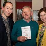 Big Day in Cordal for Jimmy's 'Hillside Scribbler' Launch
