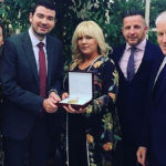 Jennifer Honoured Among Nationwide Volunteer Sport Awards