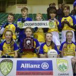 Leacht Bruadair Abú – Loughfouder NS Celebrates County Title Win