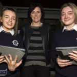 Pres Castleisland Students on National Webwise Youth Panel