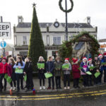 Christmas in Castleisland Launched with Magic and in Ideal Conditions