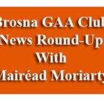 Tangerine Army On the Road – Brosna GAA Club News