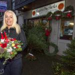A Fierce Run on Christmas Greenery – Flowers by Sheila