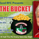 Shane Brennan Split the Bucket with Castleisland RFC for his €1,150 Share