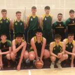 St. Patrick's Reach All-Ireland U-19'A' Basketball Cup Final