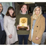 O'Connell Award Handed Down to Teahan
