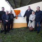 Kieran Corridan – Memorial Plaque Unveiled in Brosna