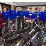 Four Dozen Castleisland Bicycles Chernobyl Bound
