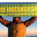 Arise Knocknagoshel on the Summit of Mount Kilimanjaro