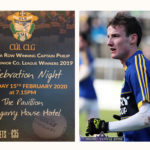 Philip O'Connor to be Honoured at Cordal GAA Club's Celebration Night