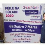 Cordal to Celebrate Seachtain na Gaeilge le Clár Mór Imeachtaí ag Féile na Cúlach