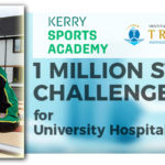 Stepping Up to Kerry Sports Academy Hospital Challenge