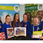 Community College Team All Ireland Runners Up at Eco Unesco Competition