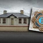Corofin Garda Station, Co. Galway 1923