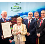 Castleisland man Honoured by His Adopted Limerick City and County