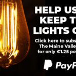Subscribe to the Maine Valley Post for only €1.25 per week