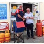 Jennifer Makes Her Own Bit of Split the Bucket History in Castleisland RFC Draw
