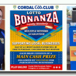 Cordal GAA Club Launches New and Exciting Lotto Bonanza Game