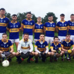 Cordal and Scartaglen Play to a Draw – A Fair Result in the Rain