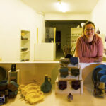 Delia adds her Pottery Studio to Castleisland's Main Street at No. 94