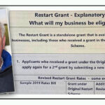 Enhanced Restart Grant Details Available from Local Authorities this Week