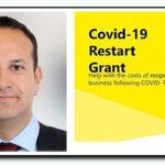Applications Open for Restart Grant Plus Scheme for Businesses