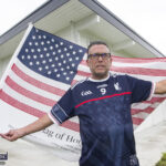 Michael Burke's 32 County Odyssey with 9/11 Jersey Charity