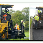Council adds New €280,000 Road Paver to Its Fleet