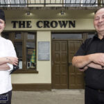 The Crown Launches Hungry Eyes Restaurant and the Half Barrel Reopens with Full Menu