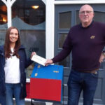 Split the Bucket €1,000 Cheque Goes to Knocknagoshel