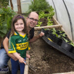 Pat Discovers Unwelcome Visitor from Down Under in His Poly-tunnel