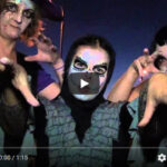 On a Quiet Halloween – A Look Back to a Zumba Flash Mob in 2015