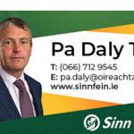 Sinn Féin Proposals Serve Kerry Best – Daly