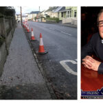 Castle View Footpath Repairs Welcomed by Cllr. O'Connell