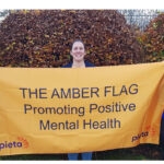 Castleisland Community College Amber Flagged for Mental Health Promotion