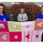Castleisland Community College Launched Crochet for Crumlin Appeal