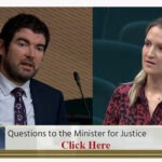 Deputy Brendan Griffin is Assured of John Twiss Case Progress by Minister McAntee