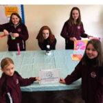 Castleisland's Muire Gan Smál Primary School Wins Discover Science and Maths Award.