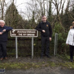 Councillors' Allocations Help Place Heritage Signs at Lyre Bridges