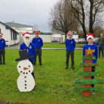 Santa's Elves Busy at Castleisland Community College