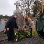 Captain James Hickey Remembered in Ceremony of Historical and Local Significance