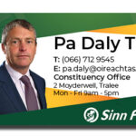 Government Urged to Introduce Promised Parents' Leave Now – Pa Daly TD